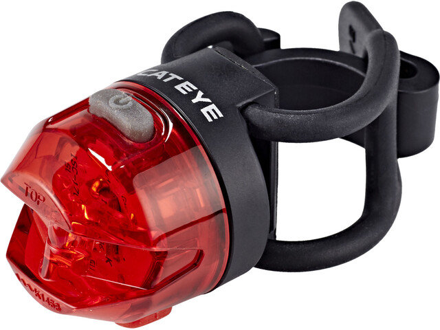 CatEye Loop2G SL-LD140GRC Rearlights black/red